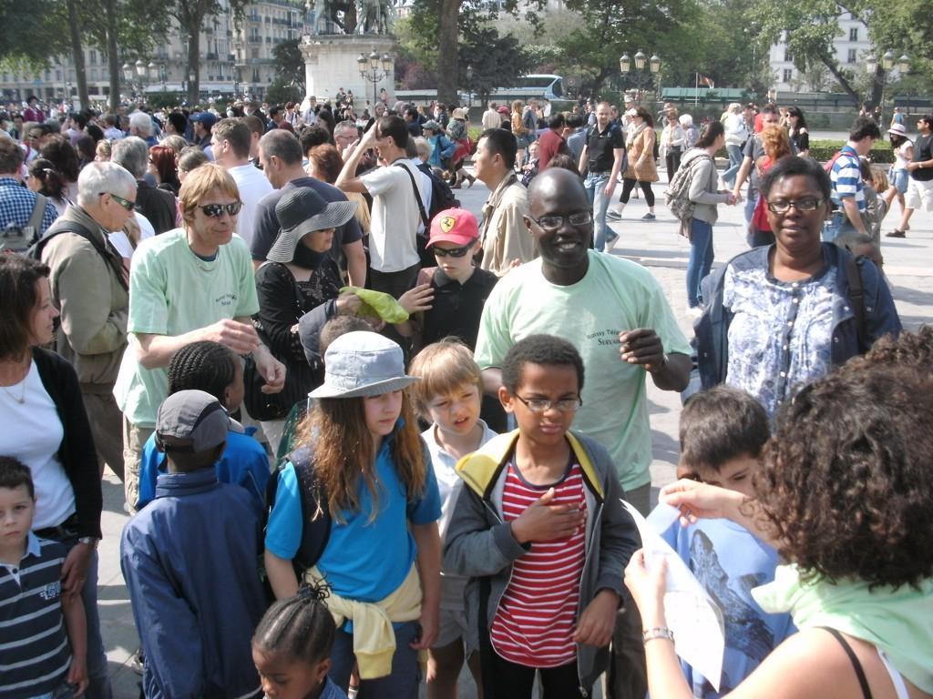 La Petite Ecole de Redbridge à Paris, mai 2011