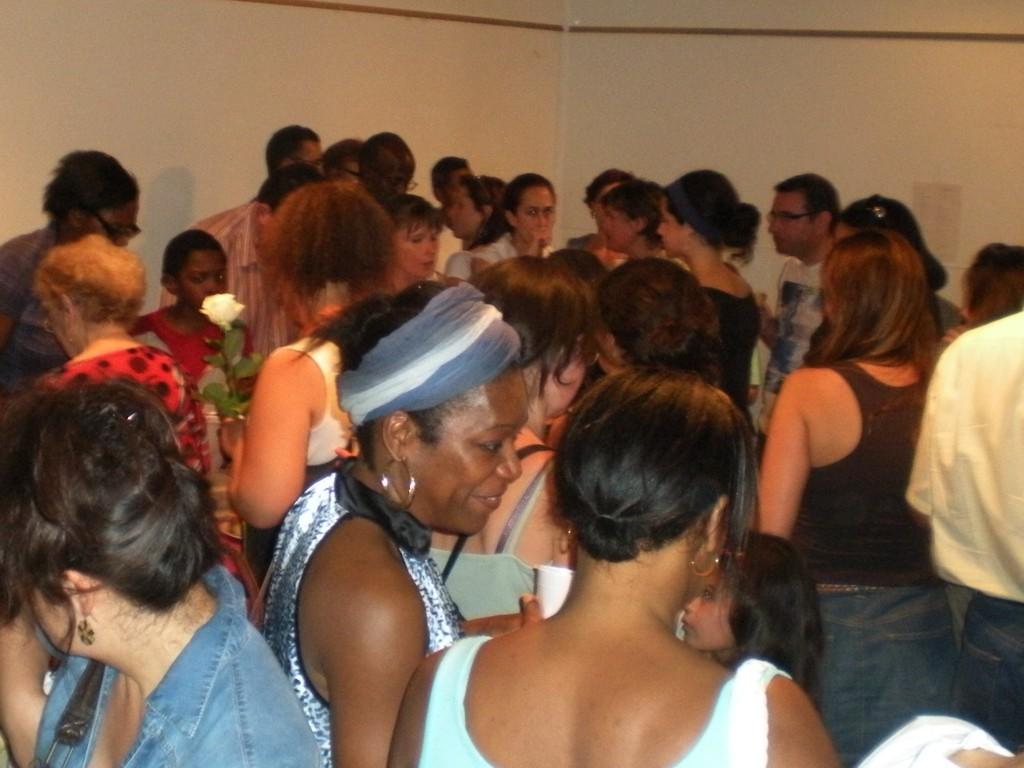 Premier show, Survilliers, juin 2010