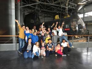 Au Musée de l'Air